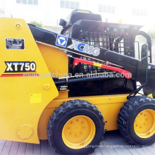 Small Skid Steer Loader XCMG XT750 With High Quality