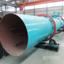 18.5kw Industrial Rotary Dryer for River Sand