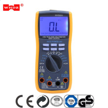 WH5000 multimeter with usb interface