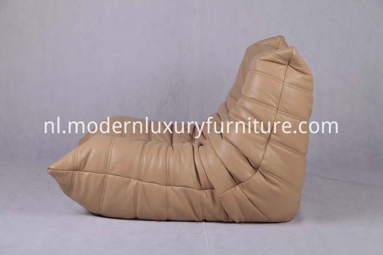 leather togo sofa