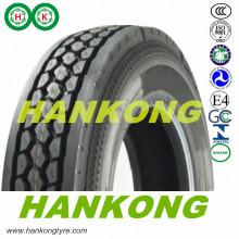 11r24.5, 285 / 75r24.5 Traction Tire USA Remorque Tire Radial Truck Tire