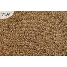 Brown 100% Polyester Chenille Plain Sofa cloth (FTH31011)