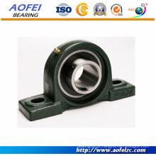 Aço inoxidável de aço cromo rolamento UCP208 alto grau Pillow block rolamento P208