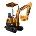 Rhinoceros mini excavator machine for sale