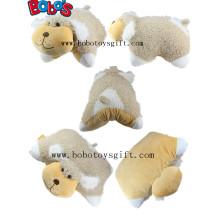 Werfen Kissen Soft Plüsch Stuffed Dog Outdoor Kissen