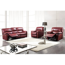 Elektrisches Recliner Sofa USA L & P Mechanismus Sofa Down Sofa (396 #)