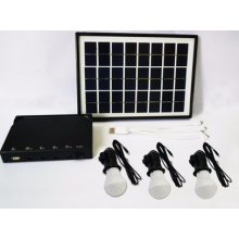 Factory Original Solar LED Lighting Kits System with 18 Hours Lighting Time