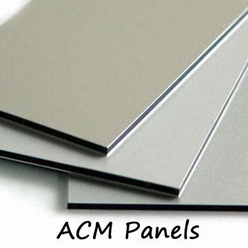 Prefab House Acm Panels