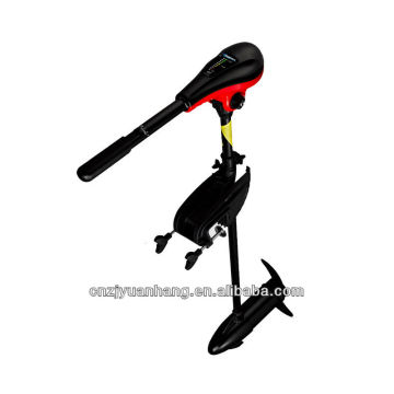 """New Vessels X-Series 46lbs Thrust Saltwater Electric Outboard Trolling Motor with 30"""" Shaft"""