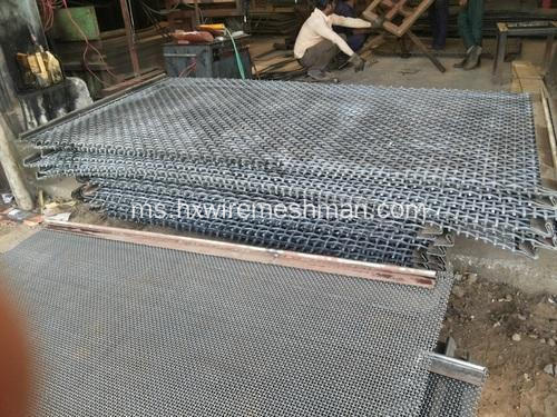 Crabon Steel Hot Mix Plant Screen