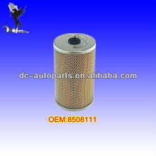 Truck Fuel Filter 8508111 For CASE,DAEWOO,MAN,SCANIA,VOLVO