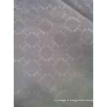 tissu microfibre en relief polyester