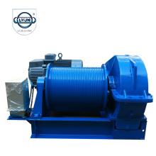 1-200t wire rope hydraulic winch for sale