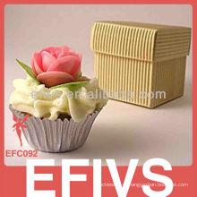 2013 прекрасный бумажный торт кубок Box Оптовая