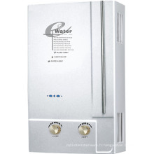 Type de cheminée Chauffe-eau à gaz instantané / Geyser à gaz / Chaudière à gaz (SZ-RS-89)