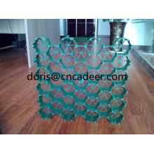 Interlocking HDPE Grass Paver