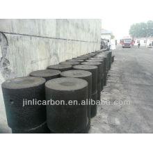 Ash 3%max Cylinder Graphite Electrode Paste