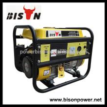 BISON 1Kva 156F Générateur de pétrole à moteur Bon prix pour le camping