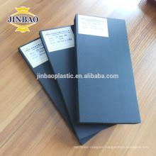 JINBAO 1220x2440x12mm waterproof rigid celuka sheet pvc panel