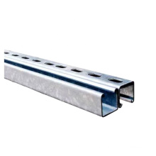 Chengyi hot rolled galvanized 50x50mm standard length metal building  c channel steel price