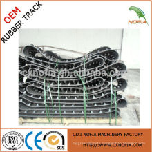Agricultural Combine Harvester rubber track(400*90*46)