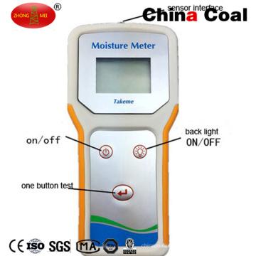 Digital Display Automatic Soil Sample Moisture Content Tester Analyzer