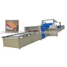Machine de fabrication de feuilles PE / PP