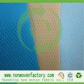 Tissu en tissu de cambrella non-tissé à la Chine Spunbond en tissu