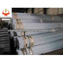 ASTM a53 grade b en acier pour tubes