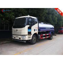 2019 nuevo camión cisterna de riego FAW J6 15000l