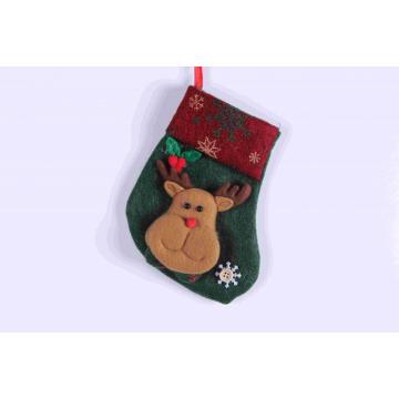 Рождественские чулки подарочные носки рождественские украшения