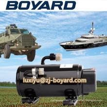 Hot sale vertical rotary R134A 10000BTU 48V dc compressor for mini fridge for truck sleeper cabin system