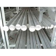 6070 barre ronde en alliage d'aluminium