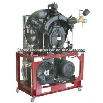 Compressor de ar do impulsionador 25Kw BC1000