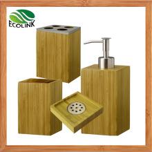 Bamboo Bathroom Accessories / Bathroom Accessories Set