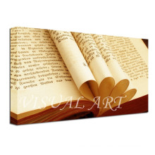 Custom Home Modern Decorative Book Wall Hanging Picture