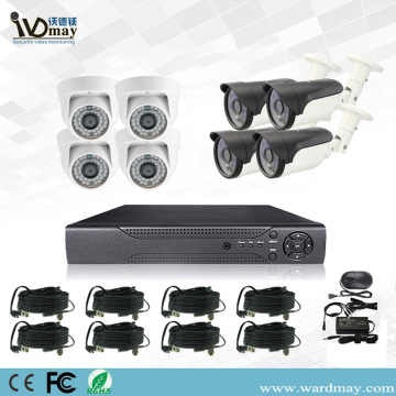 CCTV 8chs Day and Night Security DVR Systems