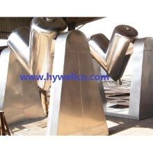 Stainless Steel V-shaped Mixer Machine