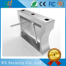 Multiple Infrared Sensor Club Tripod Turnstile Door