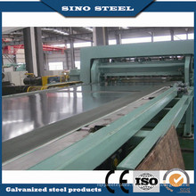 Z80 0.50mm Thickness Gi Coated Steel Sheet