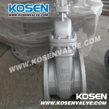 Válvulas de porta de aço fundido API 150lb