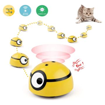Détecteur de mouvement robotique Kitty Toy