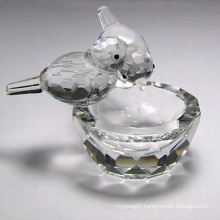 Higher Quality K9 Crystal Gifts Crystal Animal (JD-CF-008)