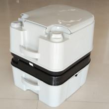 Inodoro portátil de plástico de 12L 24L HDPE