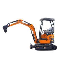 Preço da máquina escavadora hidráulica da esteira rolante 2000kg da máquina escavadora