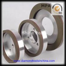 Diamantglas-Schleifscheibe für Glas