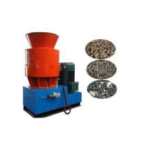 Household Bamboo Wood Pellet Maker Machine With Automatic L