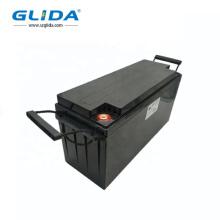 Solar Battery Pack For Solar System