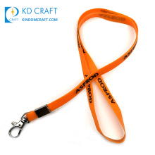 Wholesale promotional short keychain silicon silicone neck strap custom logo transparent two clip rubber soft pvc neck lanyard