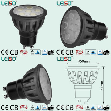 GU10 LED Spotlight with Totally Same Halogen Light Size